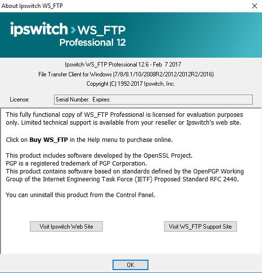 ipswitch ws_ftp 12 license crack